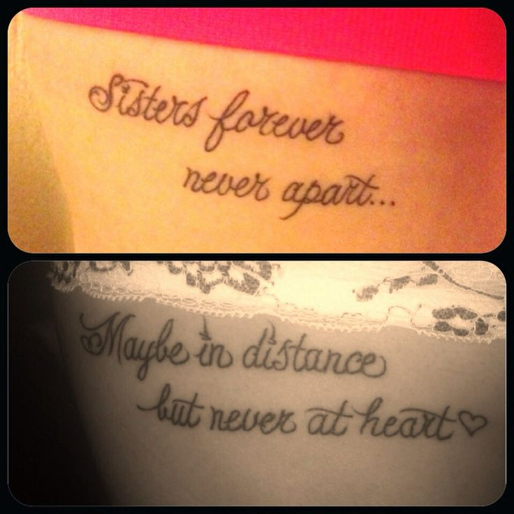 Twin Sister Tattoo Quotes. QuotesGram