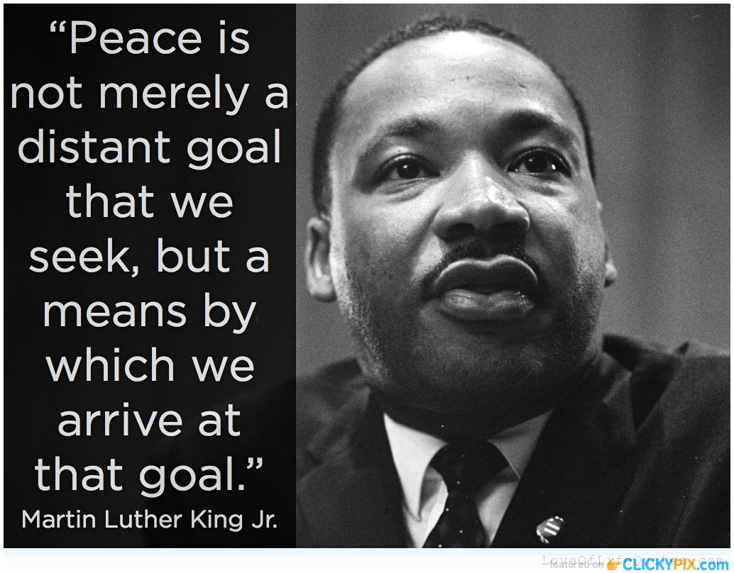 courage risk and martin luther king You can find the full text of antidotes for fear in strength to love, a collection of martin luther king, jr's sermons  related posts courage creativity fear hatred history love martin luther king jr.