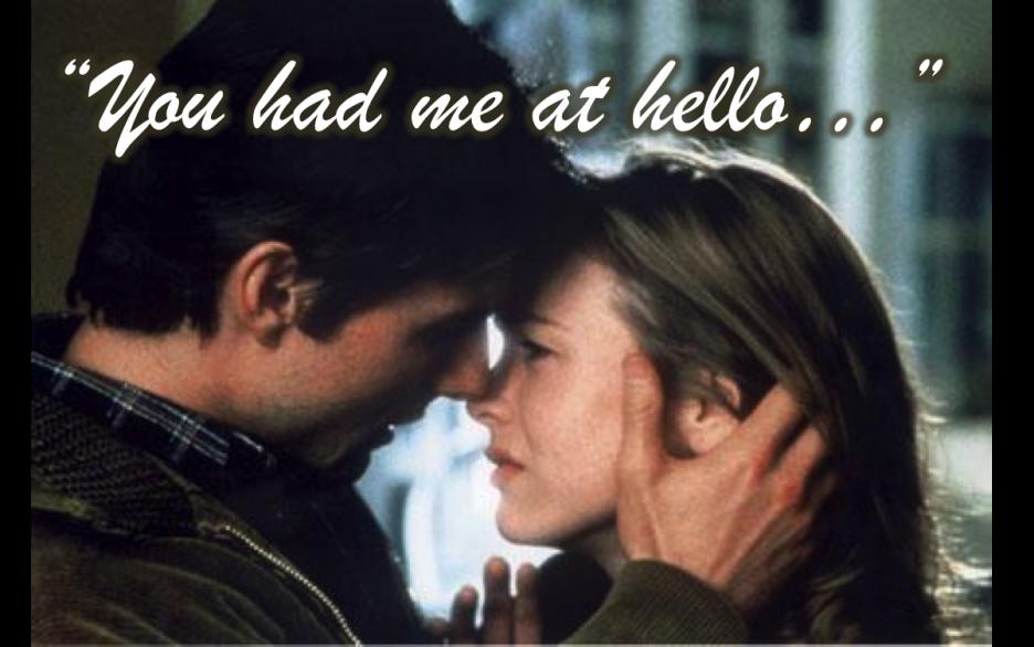 Romantic Movie Quotes: 100 Romantic Movie Quotes. QuotesGram