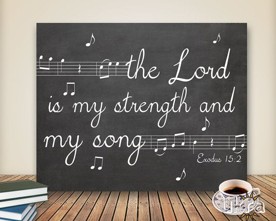 Bible Quotes About Music Quotesgram