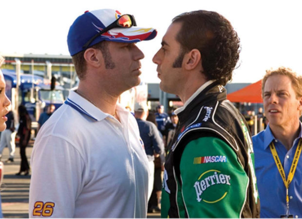 And Ricky bobby i piss excellence can look