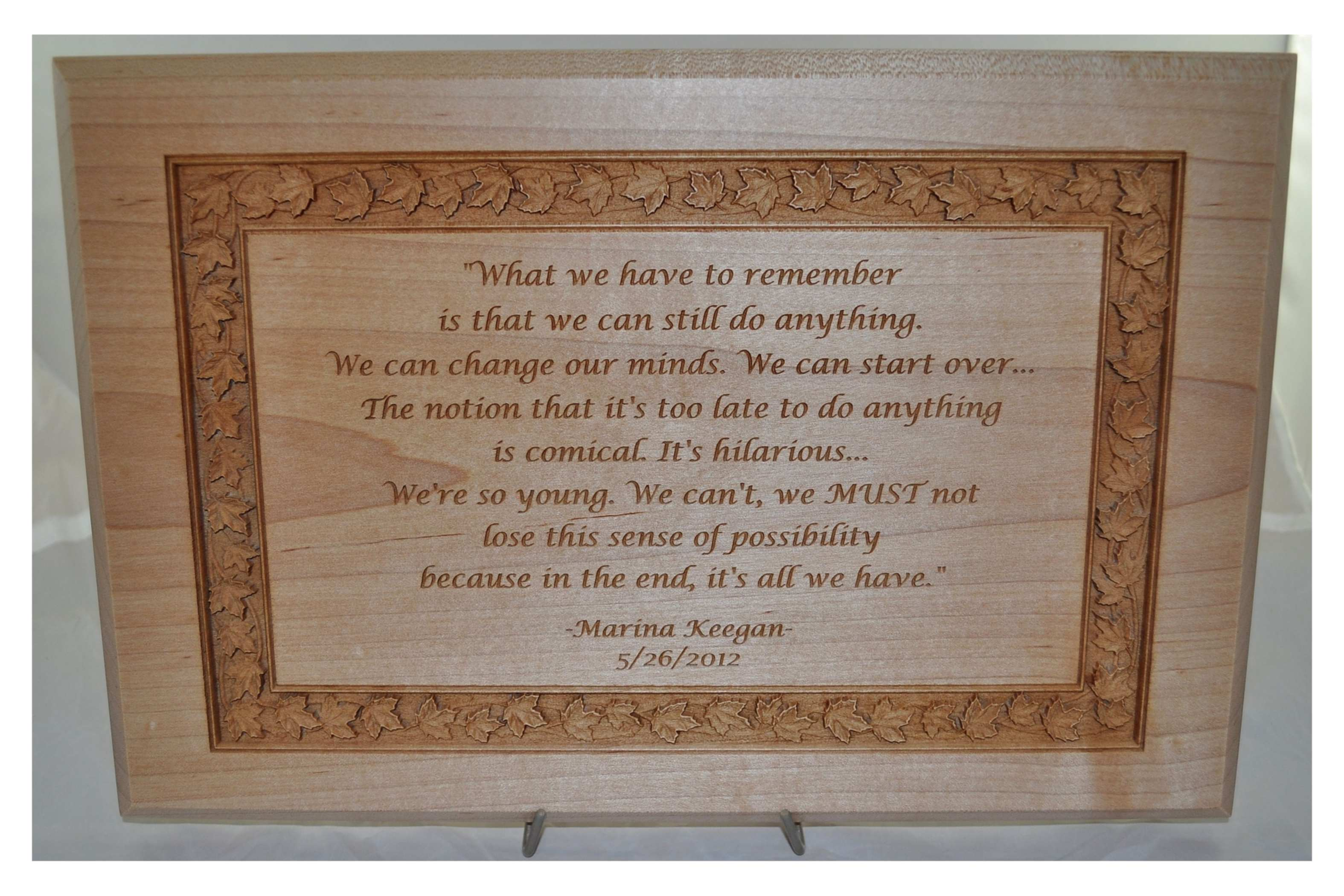 Funny Going Away Plaque Quotes. QuotesGram