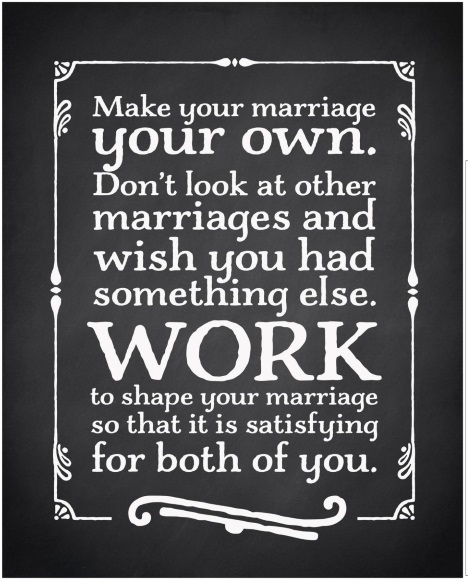 Wedding Quotes For Newlyweds: Marriage Advice Quotes. QuotesGram