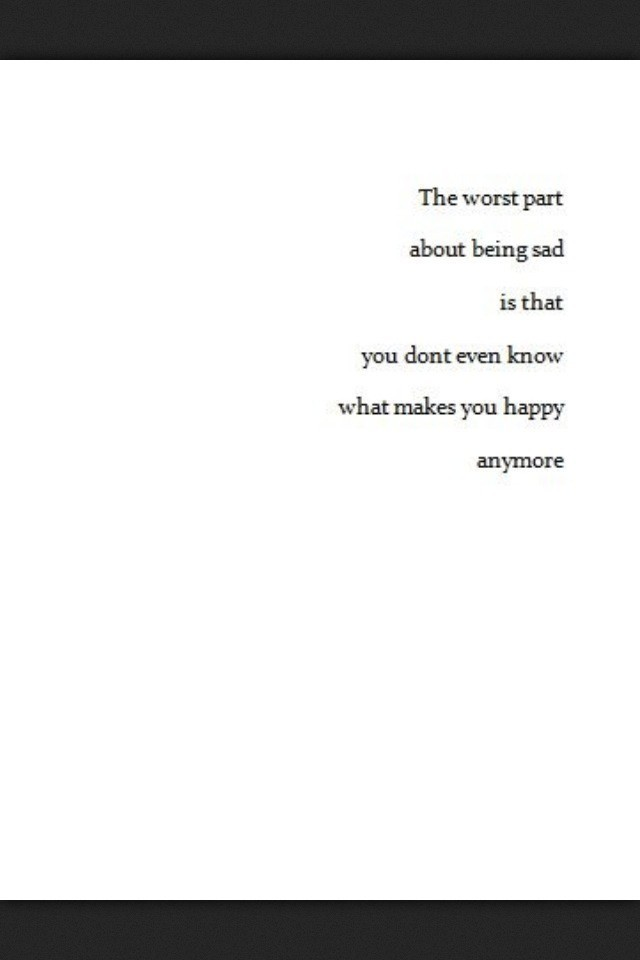 Sad Suicide Quotes. QuotesGram Poems About Sadness Tumblr