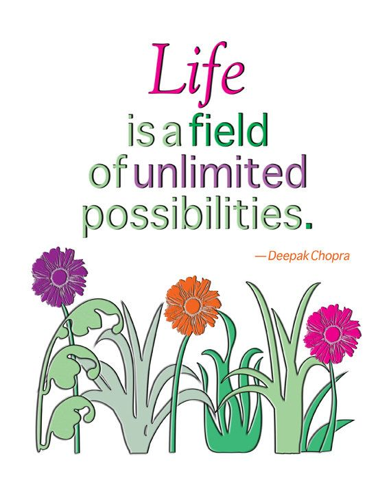 possibilities of life essay