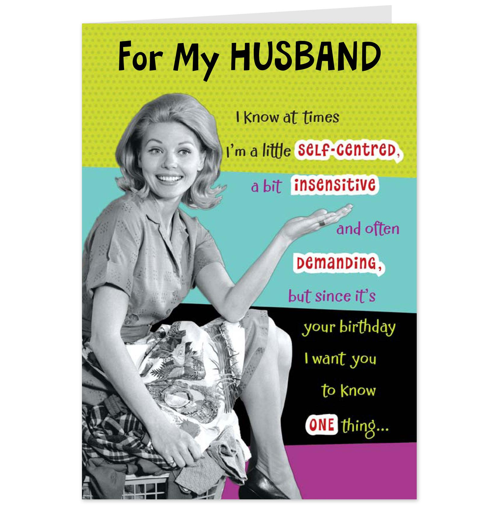 Happy Birthday Husband Funny Quotes Quotesgram