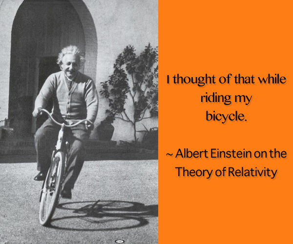 Albert Einstein Quotes Life Is Like Riding A Bicycle: Famous Bmx Quotes. QuotesGram