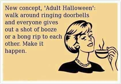 Adult Halloween Quotes. QuotesGram