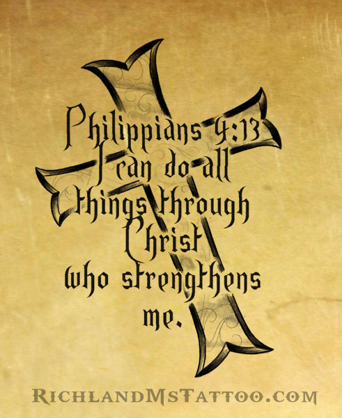 I Can Do All Things Through Christ Wallpaper: Designed Bible Quotes. QuotesGram