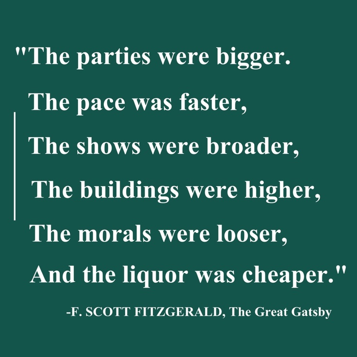 great gatsby moral ambiguity View essay - gatsby from english 100 at cudahy high 2002 ap prompt morally ambiguous characters - characters whose behavior discourages readers from identifying them as purely evil or purely good .