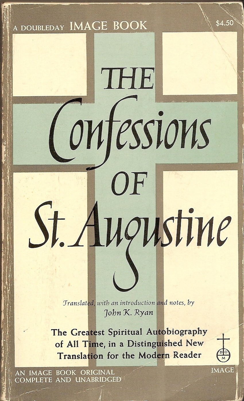 a review of the confessions of st augustine The confessions of saint augustine is considered one of the greatest christian classics of all time it is an extended poetic, passionate, intimate prayer that augustine wrote as an autobiography sometime after his conversion, to confess his sins and proclaim god's goodness.