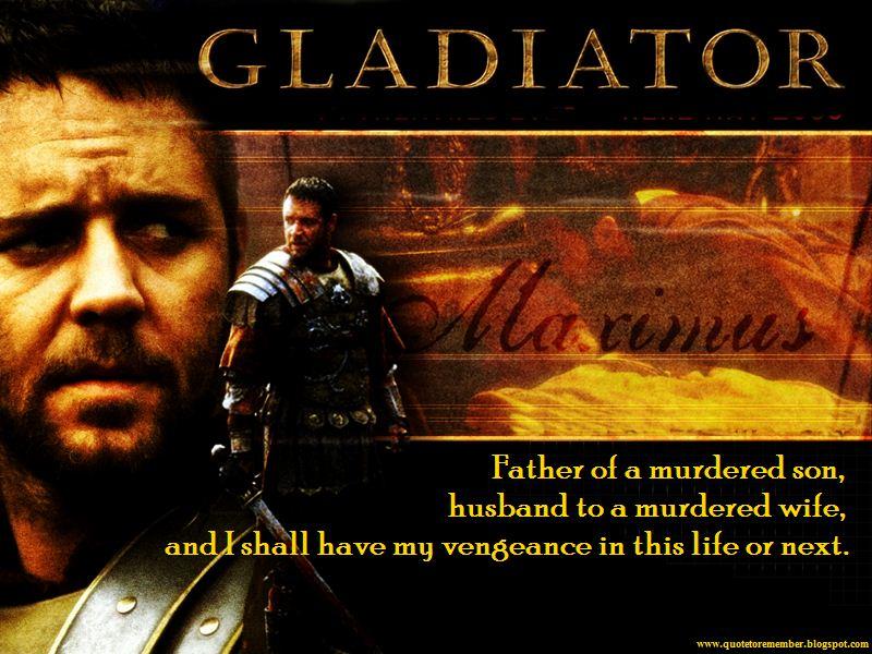 Roman Famous Gladiator Quotes. QuotesGram
