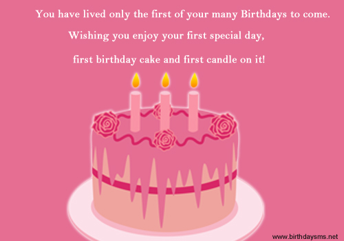 1st Birthday Wishes Quotes Photo Album Happy easter day – First Birthday Greeting Messages