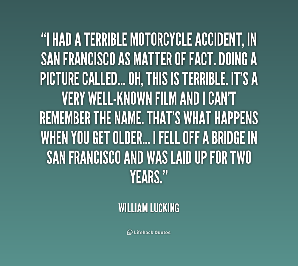 Motorcycle Fatalities On Quotes. QuotesGram