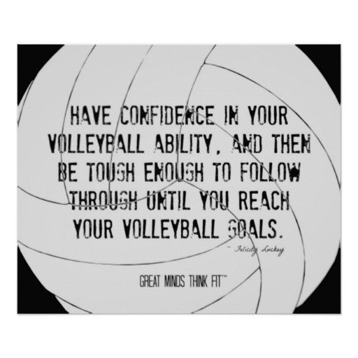 Volleyball Pictures And Quotes: Inspirational Volleyball Quotes. QuotesGram