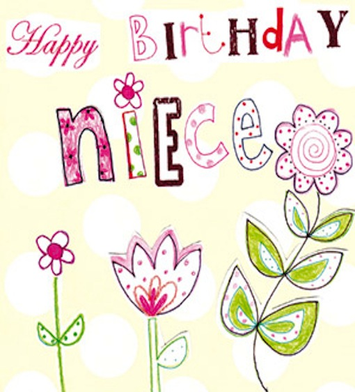 Happy Birthday To My Niece Quotes: Neice Quotes To Share On Facebook. QuotesGram