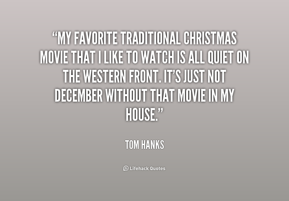 Free Christmas Printables With Favorite Movie Quotes: Tom Hanks Quotes From Movies. QuotesGram