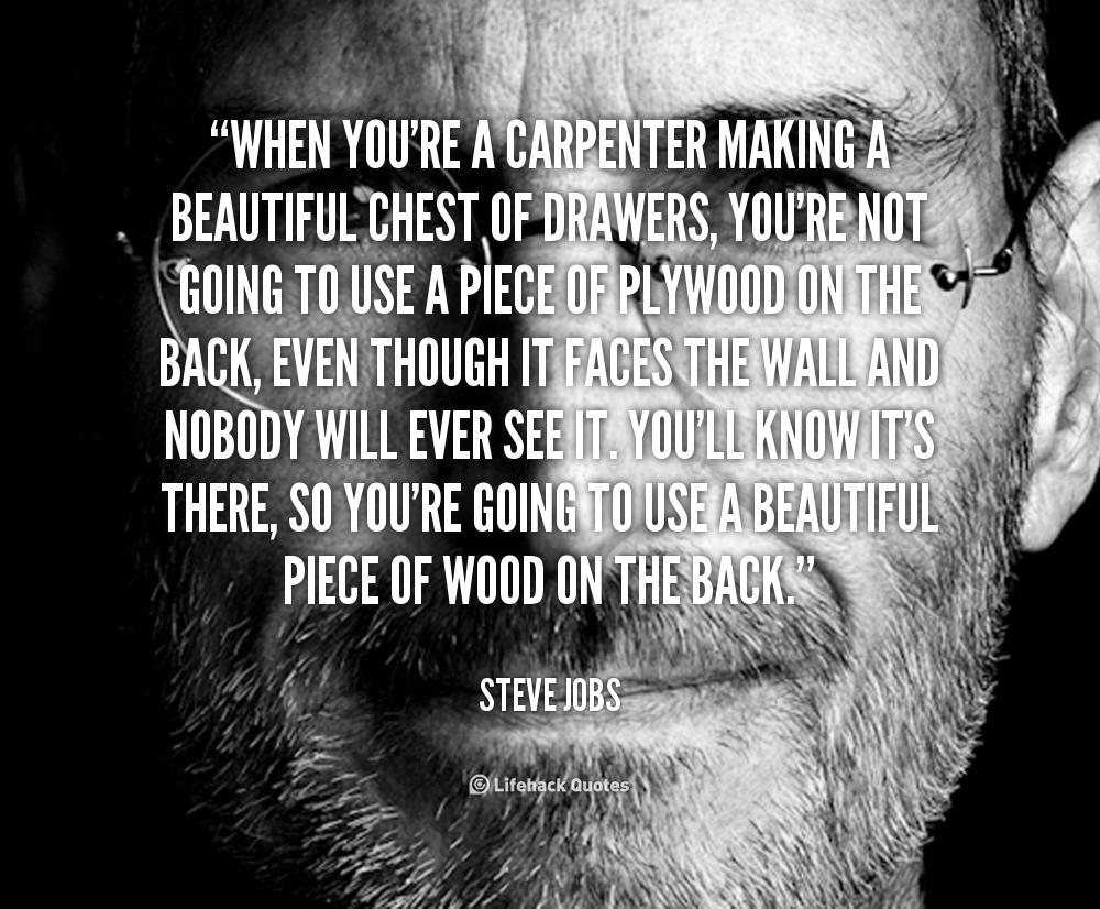 Funny Carpenter Quotes. QuotesGram