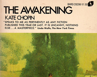 The feelings of society in the awakening by kate chopin