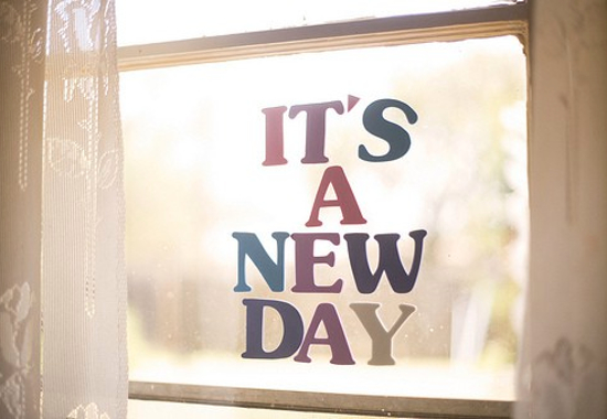 Tomorrow Is A New Day Quotes Quotesgram: Its A New Day Quotes. QuotesGram