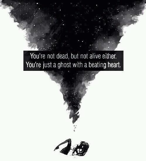 Sad Quotes About Depression: Black Depression Quotes. QuotesGram
