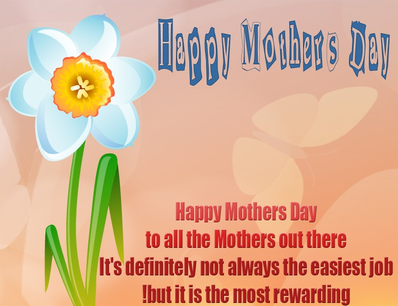 mothers mothers day messages - 780×600