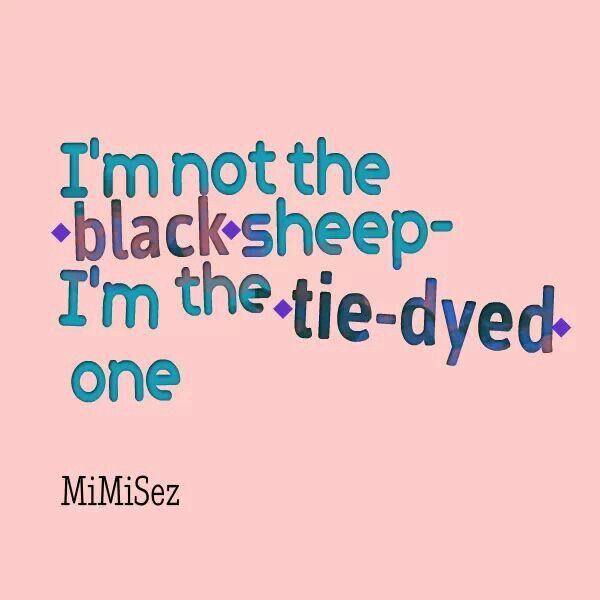 Quotes And Sayings: Black Sheep Quotes And Sayings. QuotesGram