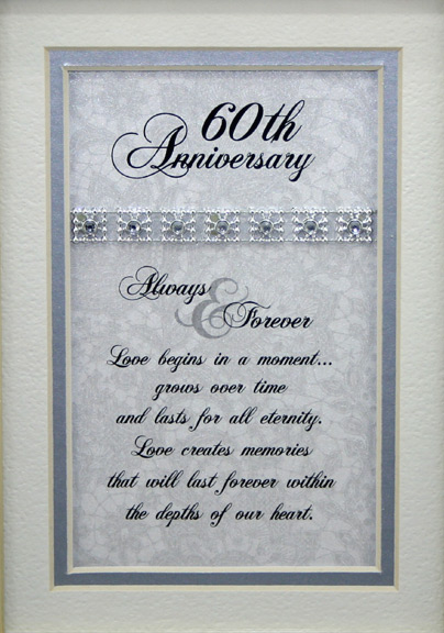 60th Wedding Anniversary Quotes. QuotesGram