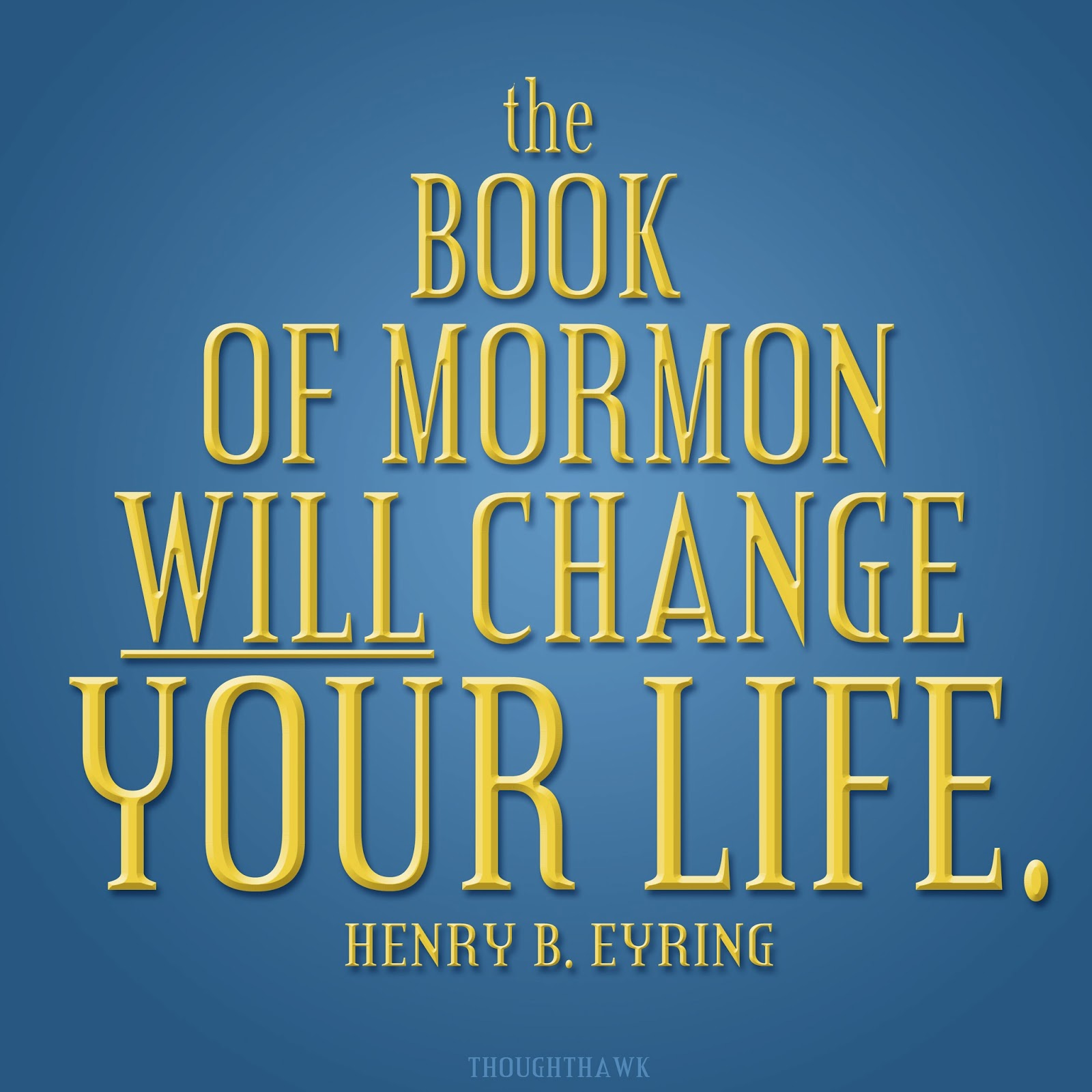 Inspirational Book Of Mormon Quotes: Lds Quotes On Life. QuotesGram