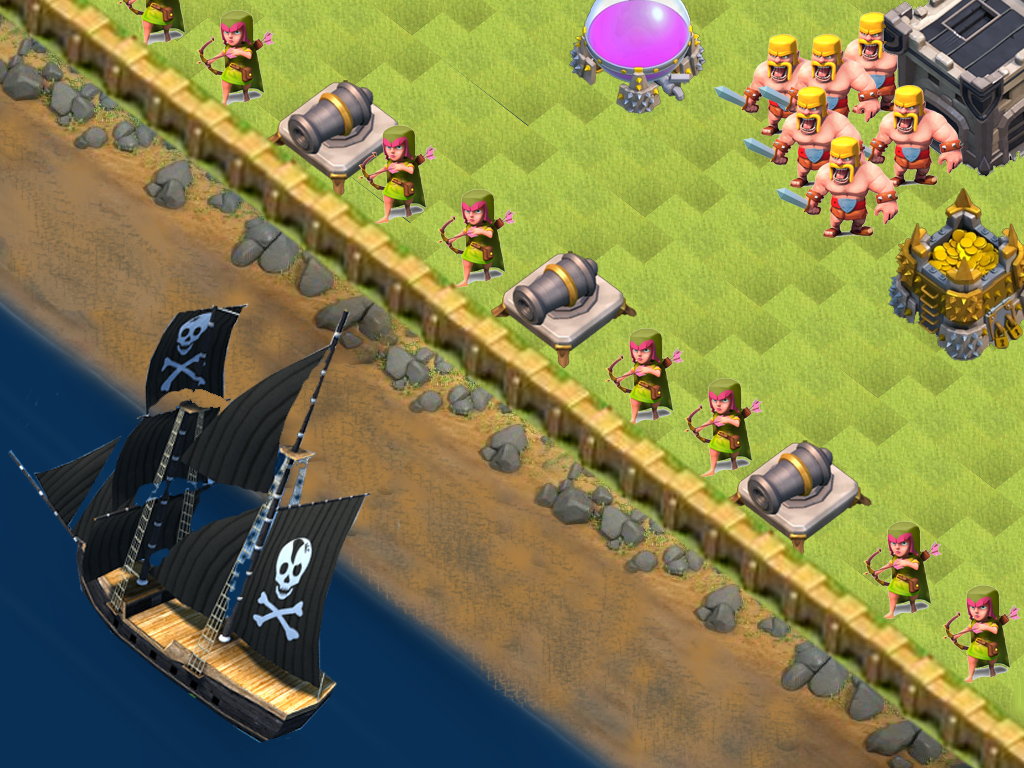 clash of clans glitches 2018 halloween update