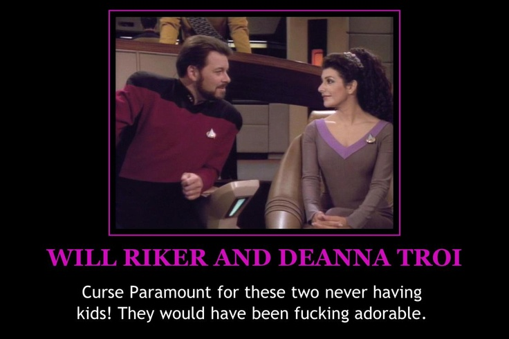troi and worf relationship advice