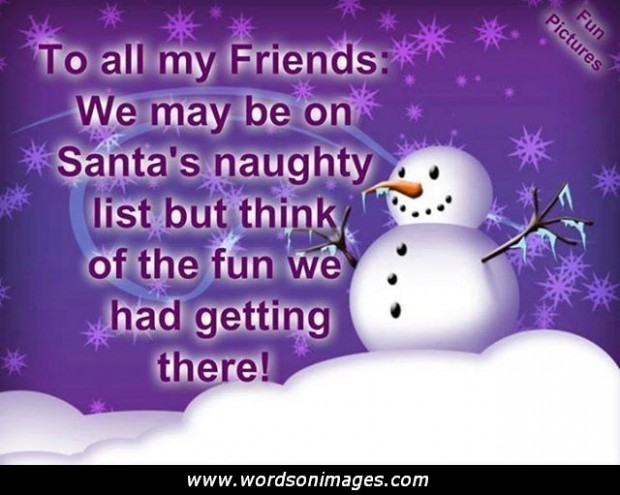 Holiday Season Quotes Inspirational Quotesgram: Christmas Friendship Quotes. QuotesGram