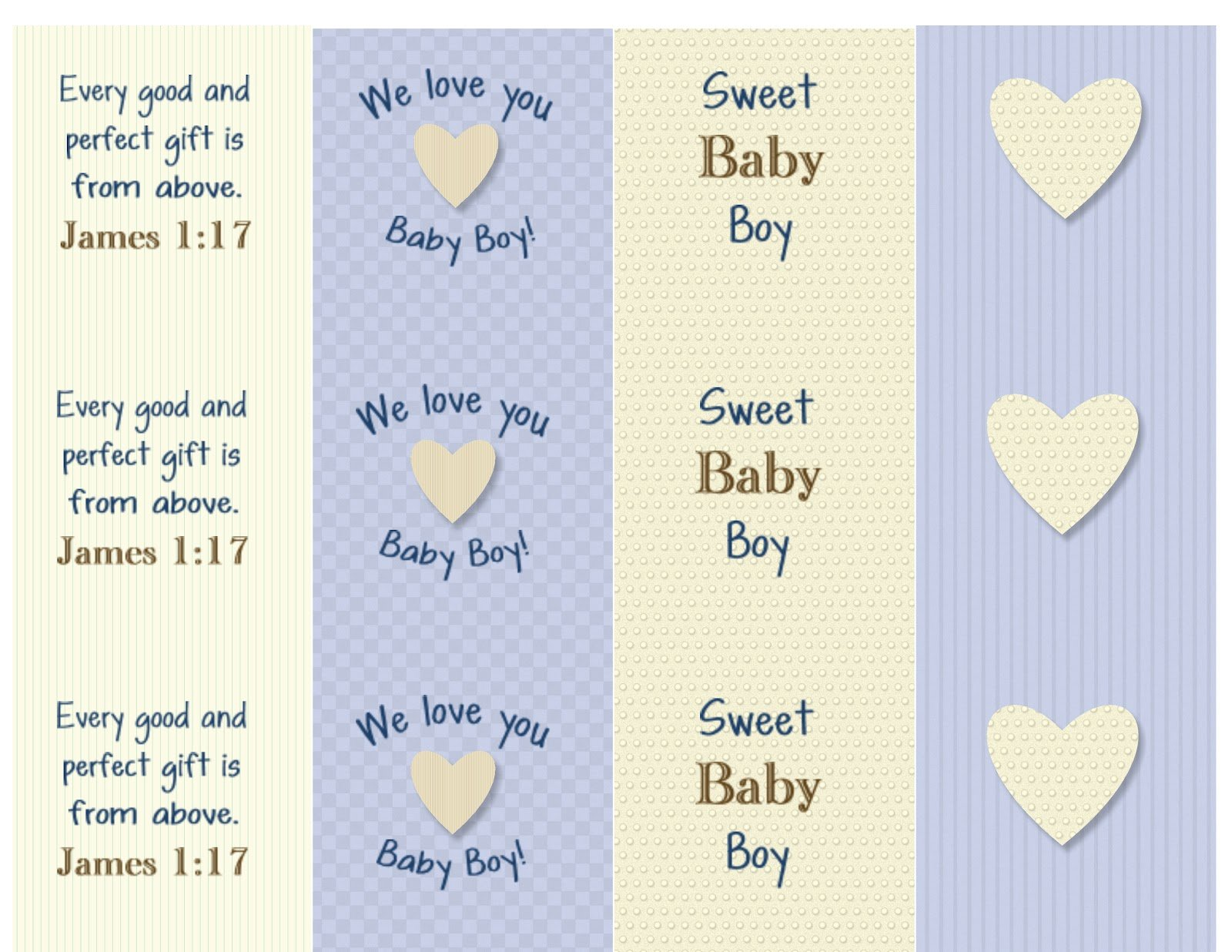 quotes for boys baby shower quotesgram