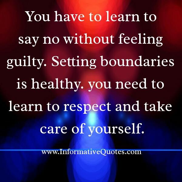 Quotes About Not Feeling Guilty. QuotesGram