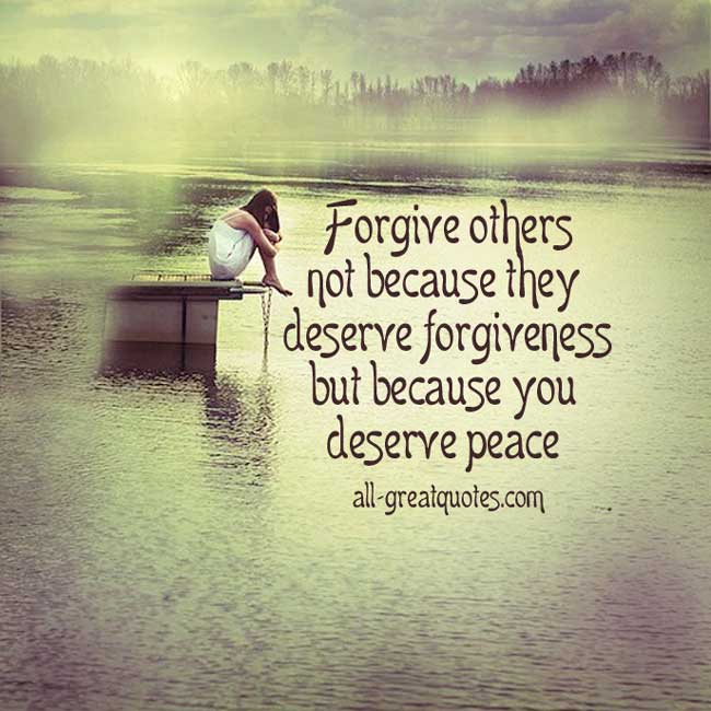 Quotes About Inspiring Others: Inspirational Quotes Forgiveness. QuotesGram