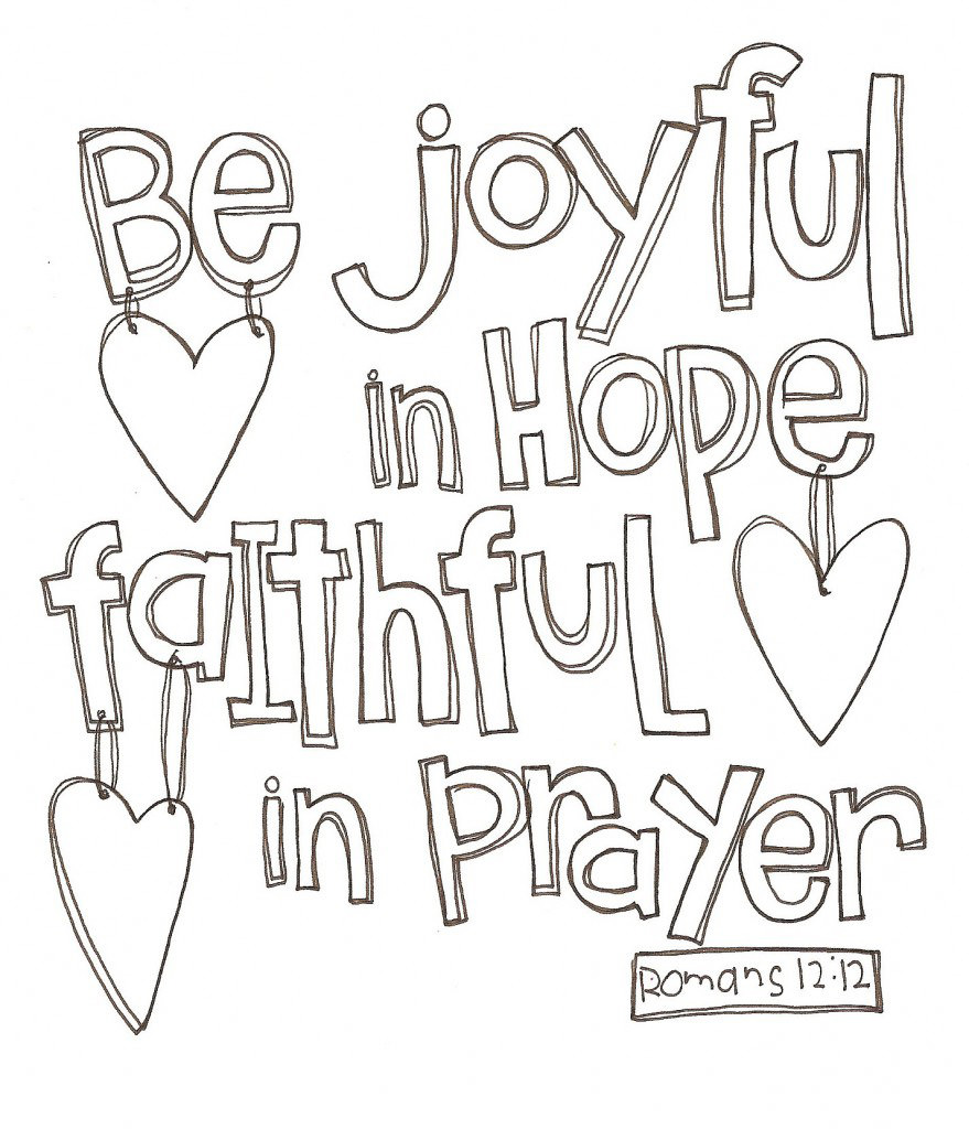 Religious Quotes Coloring Pages. QuotesGram