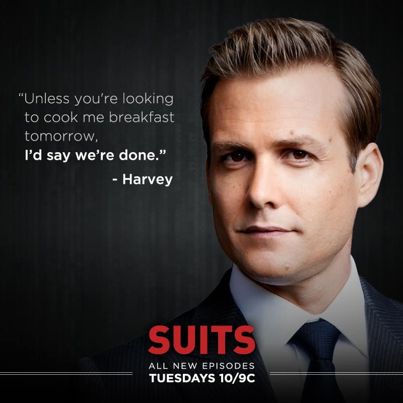 Zoot Suit Movie Quotes: Suits Quotes Harvey Specter. QuotesGram
