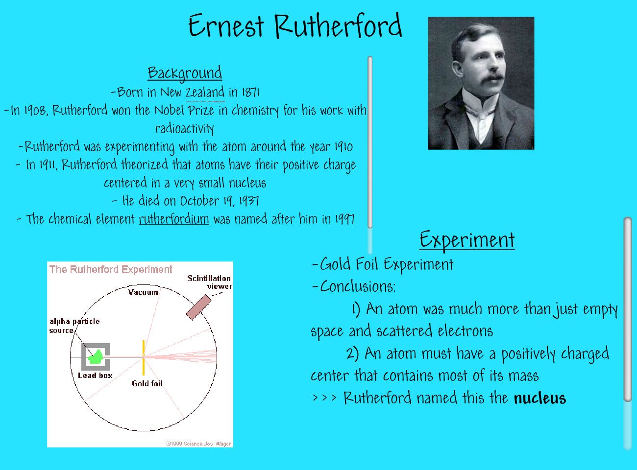 a biography of ernest rutherford Ernest rutherford biography pdf - free download as pdf file (pdf), text file (txt) or read online for free ernest-rutherford-biography-pdf.