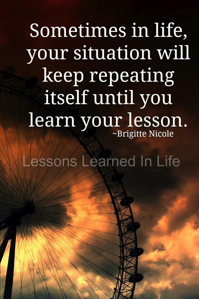 quotes about learning lessons - photo #17