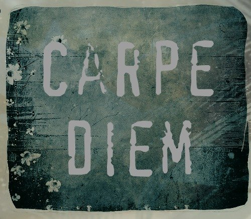 carpe diem poetry essay Carpe diem essay starting my essay on carpe diem i want to say that during the course of our lives there are in this poem the speaker is seen as trying to.