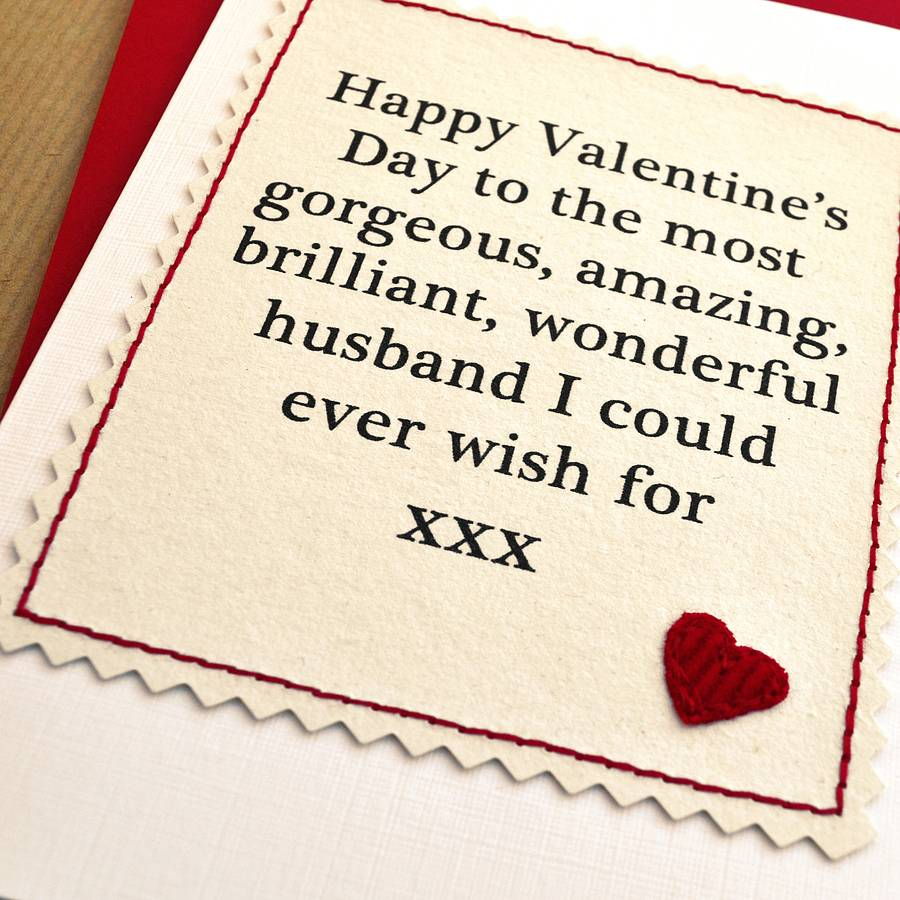 Images of Valentines Ideas For My Husband Mothers day card – Husband Valentines Day Cards