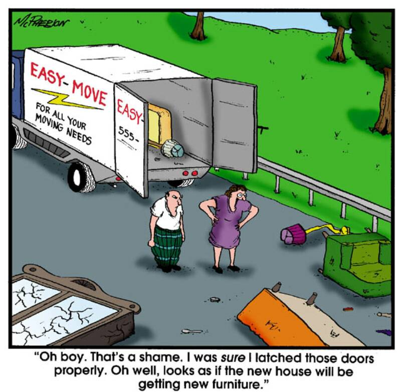 Funny Quotes About Moving Day QuotesGram