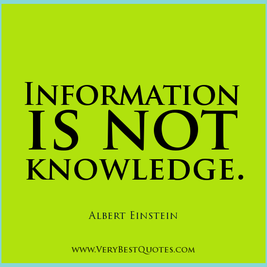 quotes about knowledge - photo #25