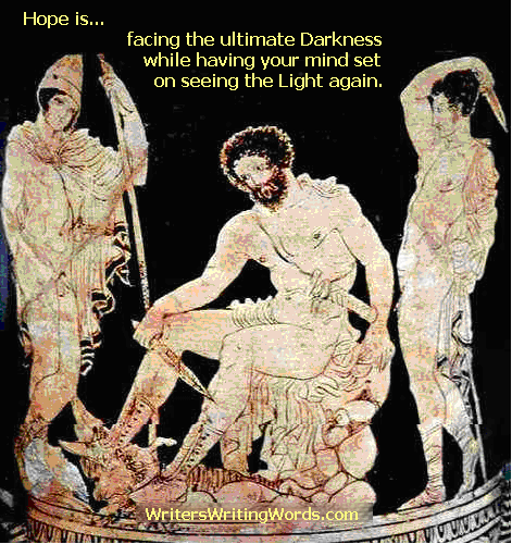 Odysseus In The Underworld In The Movie