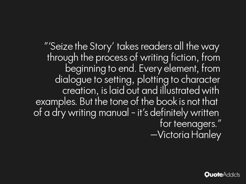 Victoria Hanley Quotes Quotesgram
