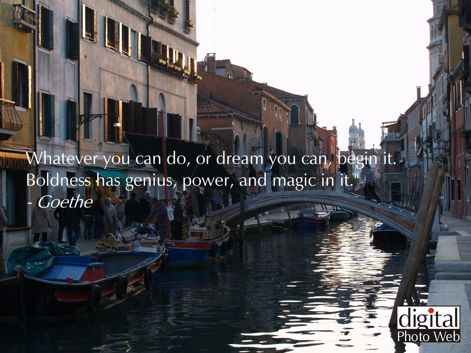 Quotes About Venice. QuotesGram