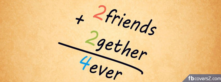 Friends Forever Quotes For Facebook Quotesgram