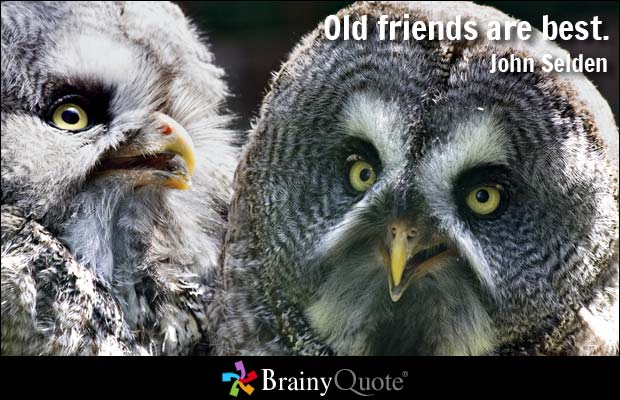 Quotes About Seeing Old Friends. QuotesGram