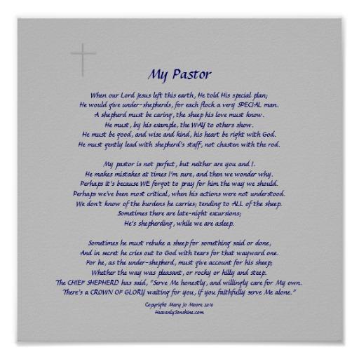 Inspirational Quotes For Pastors Appreciation. QuotesGram