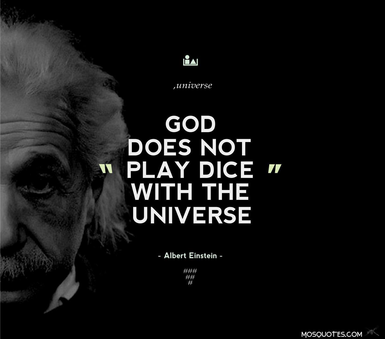 Einstein's Question: Is the Universe Friendly?